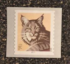 2012USA  #4672  1c  Bobcat  Coil  Plate Number Single  PNC  Mint  NH