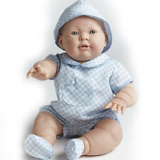 """Berenguer ** Lucas ** 18"""" All Vinyl Real Boy Doll **"""