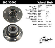 Centric Parts 405.33003 Rear Hub Assembly