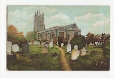 St. Marys Prittlewell Postcard, A462