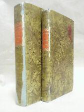 Homer - Ilias - 1833 sowie  Anmerkungen 1814