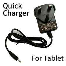 Mains Charger For Android Tablet PC Sumvision Cyclone Voyager Explorer Astro