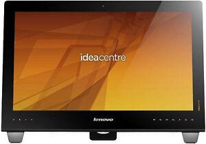 Lenovo IdeaCentre B540 23in. (1TB, Intel Core i3 3rd Gen., 3.3GHz, 4GB)...