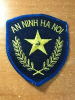VIETNAM POLICE PATCH - ORIGINAL!