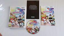 Hello KITTY Seasons Nintendo Wii Game Buone Condizioni