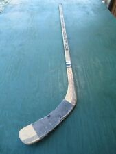 "Vintage Wooden 52"" Long Hockey Stick Easton Ultra"
