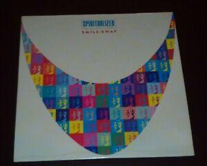 "Spiritualized ' Smile ' 1991 UK 7"" clear vinyl spaceman 3 psych indie VG+/EX"