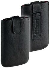 Titan Leder Tasche Etui Case f HTC Desire HD m EasyOut