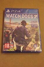WATCH DOGS 2 PL SONY PS4 POLSKI JĘZYK POLSKA WERSJA POLISH & ENGLISH
