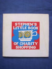 Stephen's Little Book of Charity Shopping - Stephen Drennan (PB, 1998)