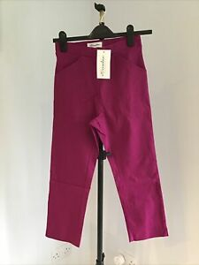 Emeliax Crop Trousers Small
