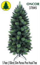 5ft Eco-Friendly Oncor Slim Parana Christmas Tree [Warehouse Deal]