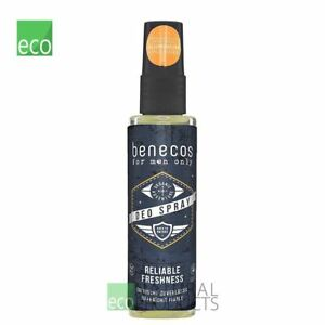 Benecos Men's Range Organic Deodorant Spray 75ml