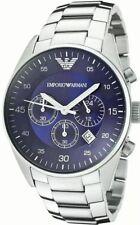Emporio Armani gent's silver metal watch AR5860!