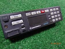 Motorola Xtl5000 Vhf Astro Uhf Remote Mount Radio Control Head Hln6432d A