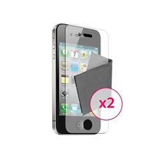 Protective Films Anti-glare iPhone 4 / 4S Set of 2