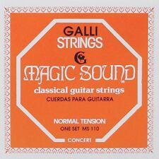 Galli Magic Sound MS-110 muta di corde per chitarra classica