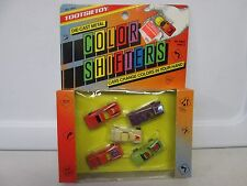 1989 Tootsietoy Color Shifters w/Ford Vicky
