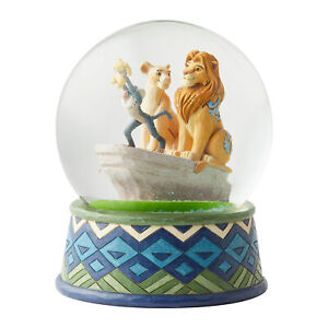 Disney Traditions Jim Shore The Lion King Waterball New with Box