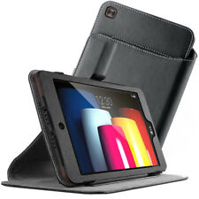 LG G Pad X II 8.0 Plus V530 Tablet Case Synthetic Leather Stand Cover Black