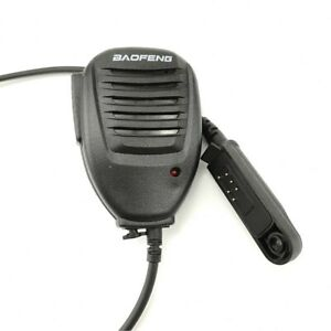 Original Baofeng UV-9R/UV-9R Plus/R760/T-57/A-58 Waterproof Speaker Mic Micphone