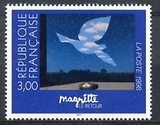STAMP / TIMBRE FRANCE NEUF N° 3145 ** TABLEAU ART / MAGRITTE