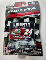 2019 NASCAR AUTHENTICS Wave 7 William Byron Rookie Of The Year 1/64 Diecast
