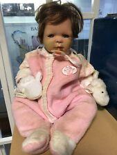 Inge Tenbusch Porzellan Puppe 44 cm. Limitierte Auflage.