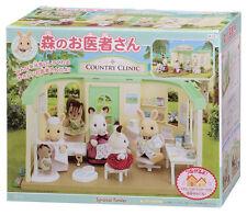 Clinic Hospital Doctor of Forest Set Shop H-12 ❤ Sylvanian Families Japan