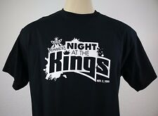 Sacramento Team Store Night At The Kings Men's Short Sleeve T-Shirt Size L