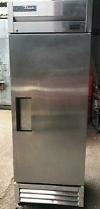 True Reach-In Single Door Solid Door Freezer 538Ltr Heavy Duty -18°C