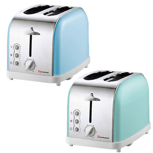 2 Slice Toaster Multi Function Reheat Defrost Cancel Legacy Toasters 900W
