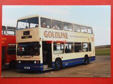 PHOTO  READING TRANSPORT BUS - GOLDLINE NO 78 RMO 78Y