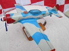 Yakovlev YAK 50 Normandia-Njemen/1:24/enorme/AVION/Aircraft/yakair
