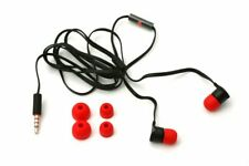 Headset Earphones Black Original HTC Bolt ( HTC 10 Evo) One Mini 2 S SC St On Sv