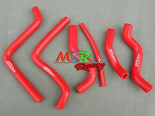 for HONDA CR125R CR125 R 2000-2002 silicone radiator hose new