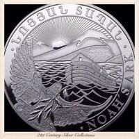 2012 Armenia 1 oz Silver Noah's Ark Coin