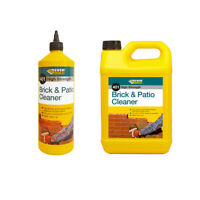 Everbuild 401 Brick and Patio Cleaner Acid Based Concrete Masonry Various Sizes