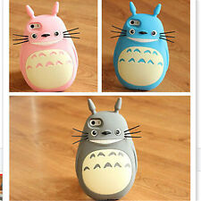 3D Totoro My Neighbor Soft Silicone Case Phone Cover Fo iPhone X SE 5 6 7 8 Plus