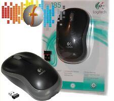 PC-Maus Logitech M185 Kabellos Nano-Drahtlosempfänger/ Funkmaus/ Wireless Mouse