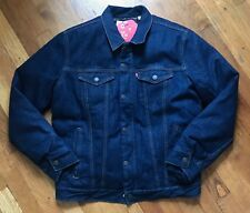 Size M LEVI'S 700 Down Filled Trucker Jacket Water Repellent NWT $248
