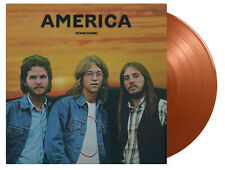 AMERICA - HOMECOMING NUMBERED GOLD VINYL LP NEW MINT PRE-ORDER 15.1.2021