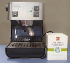 Starbucks SAECO Barista Espresso Machine w Pods - Tested + Works!