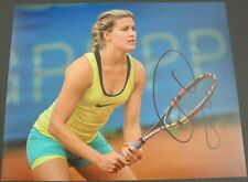 EUGENIE BOUCHARD SIGNED PHOTO ORIGINAL AUTOGRAPH 8X10 HOT SEXY WTA TENNIS SI