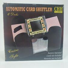 Casino Style 2609XL 6-Deck Automatic Card Shuffler