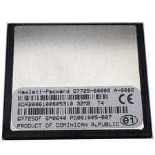 HP 32MB Printer Memory Card 32MB Q7725 Q7725-60002 Q7725-67932