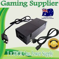 AC Adapter Mains Power Supply Brick for Microsoft Xbox One AU Stock