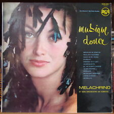 MELACHRINO  MUSIQUE DOUCE CHEESECAKE COVER ORIG FRENCH LP