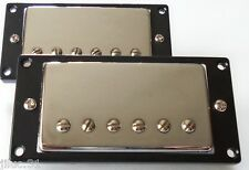 New set BELCAT BH-20 humbuckers alnico V - chrome pour Gibson