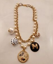 MAXIMAL ART JOHN WIND MICKEY MOUSE NECKLACE CHARMS DANGLES RETIRED..